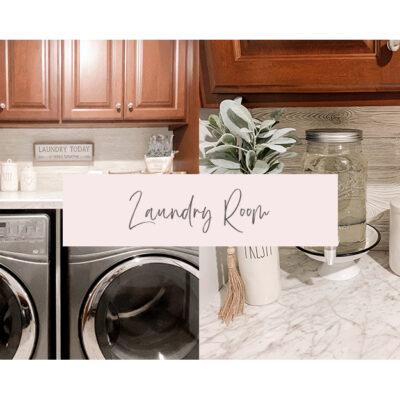 Laundry Room Updates