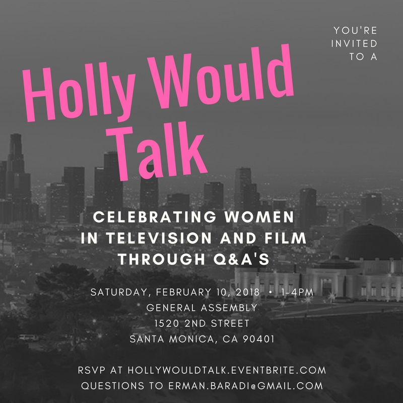 hollywouldtalk panel Graphic