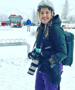 Rachel Cavanaugh - Solitude Mountain, Outdoor Retailer 2017