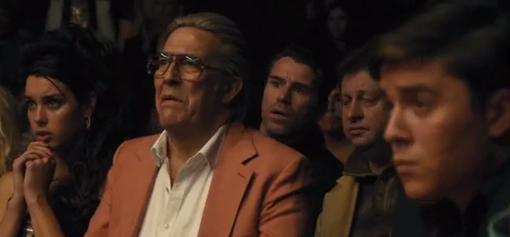 Bleed For this - Ciaran Hinds & Dennis
