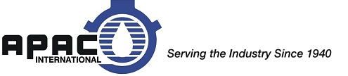 APAC International - Manufactures of Pipeline Accessories Logo