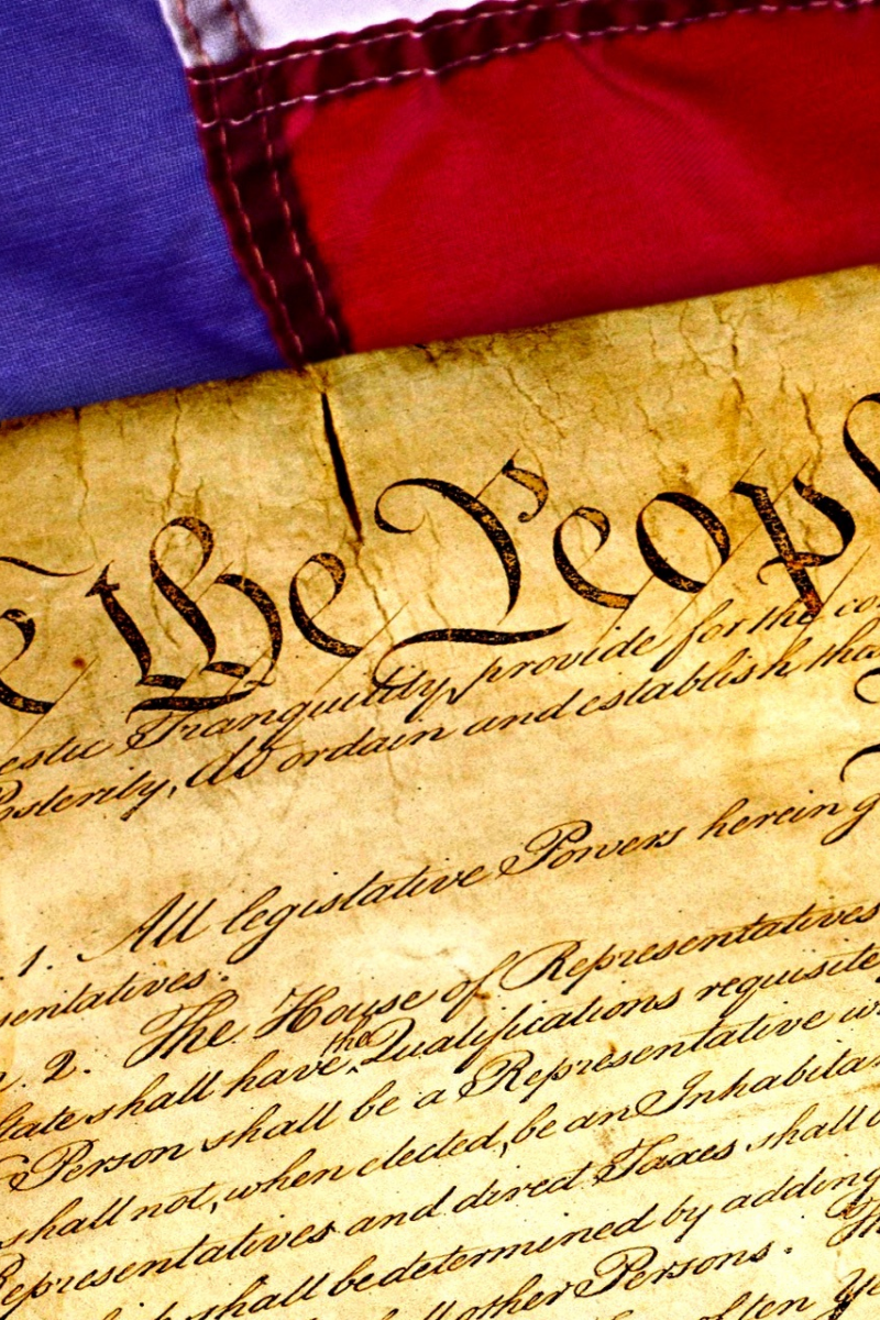 French natives must know the meaning of we the people before taking their American citizenship test
