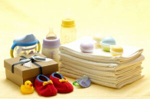 baby items for road trip with baby