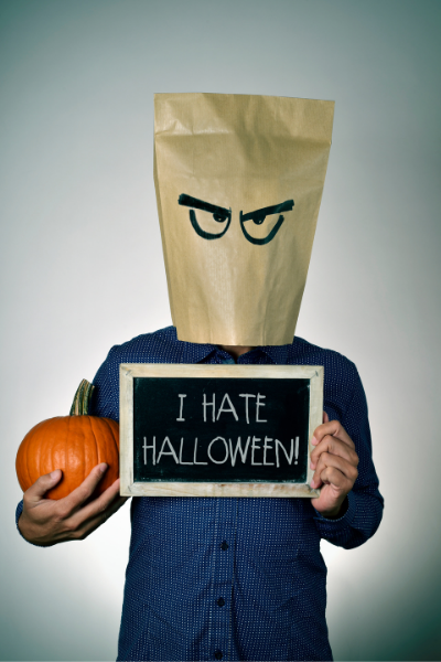 Do the French hate Halloween