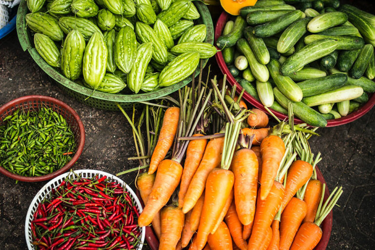 How Your Diet Can Actually Help the Environment