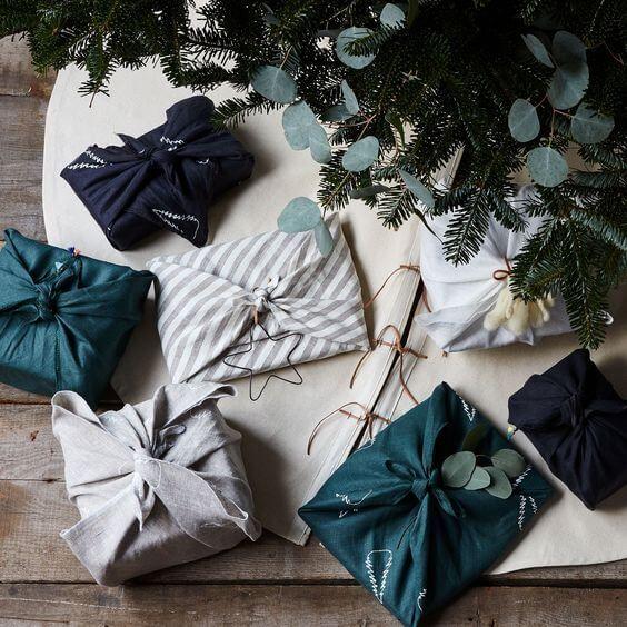 讓聖誕禮物更有意義!5種愛地球又不失質感的禮物包裝法提案