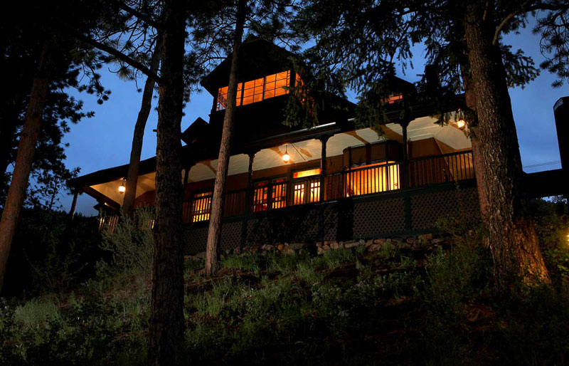 A New Definition of Intimacy at The Outlook Lodge