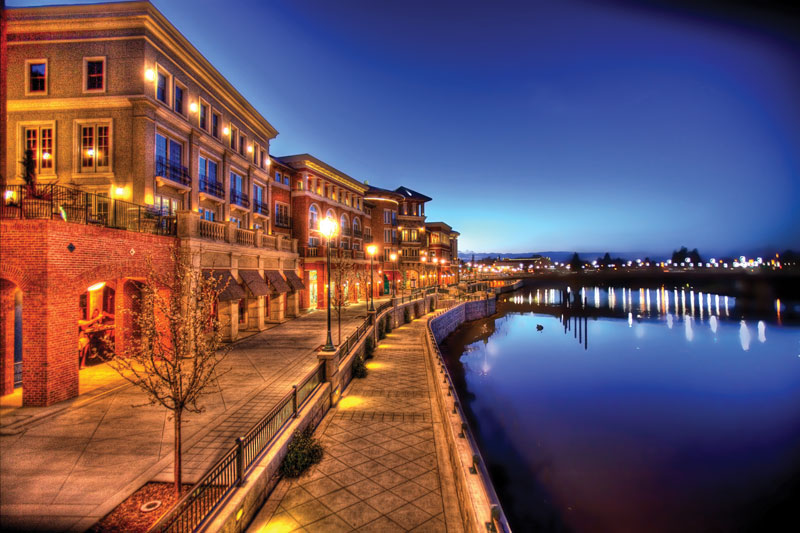 Where Water Meets Wine at the Napa River Inn