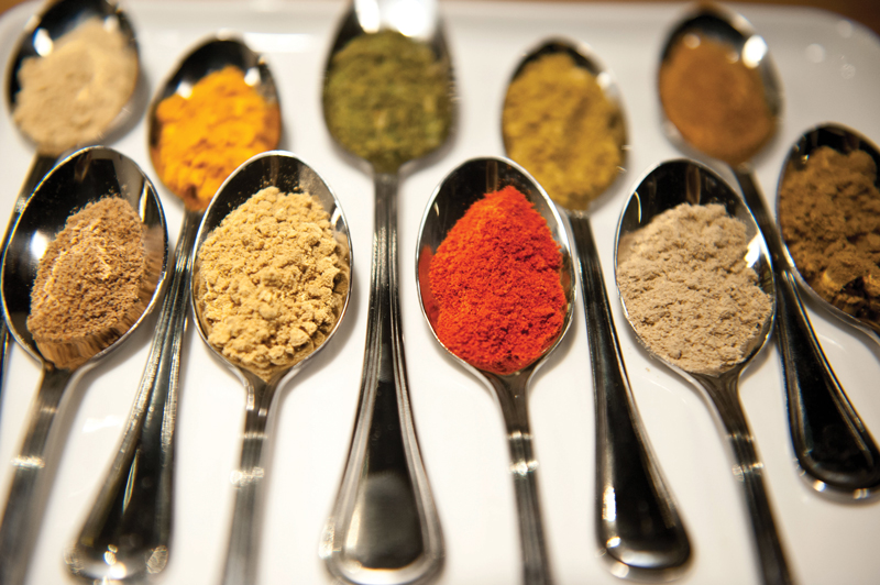 Spicing Up Your Plate with Healthy Benefits