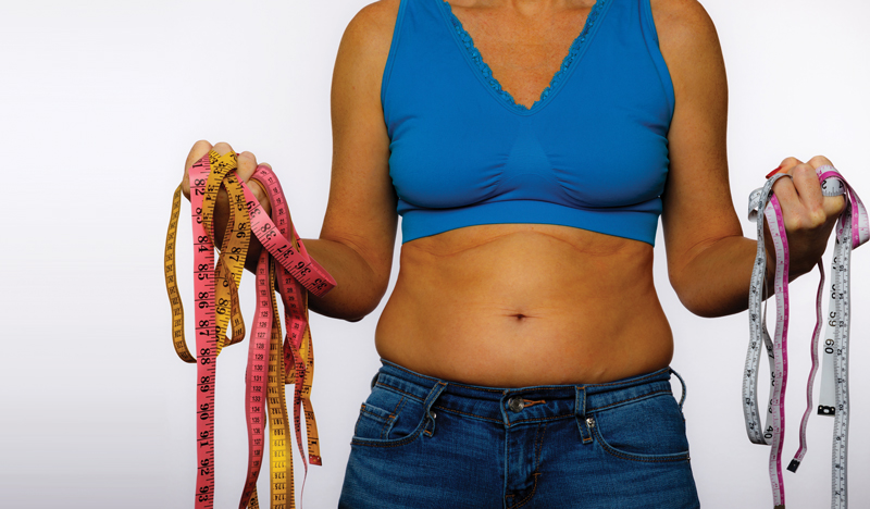 Beware of Belly Fat: Reducing It Naturally