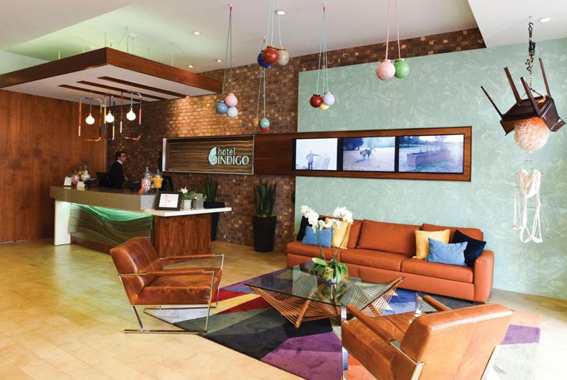 Hotel Indigo Santa Barbara Combines Historic Beauty with Contemporary Sophistication
