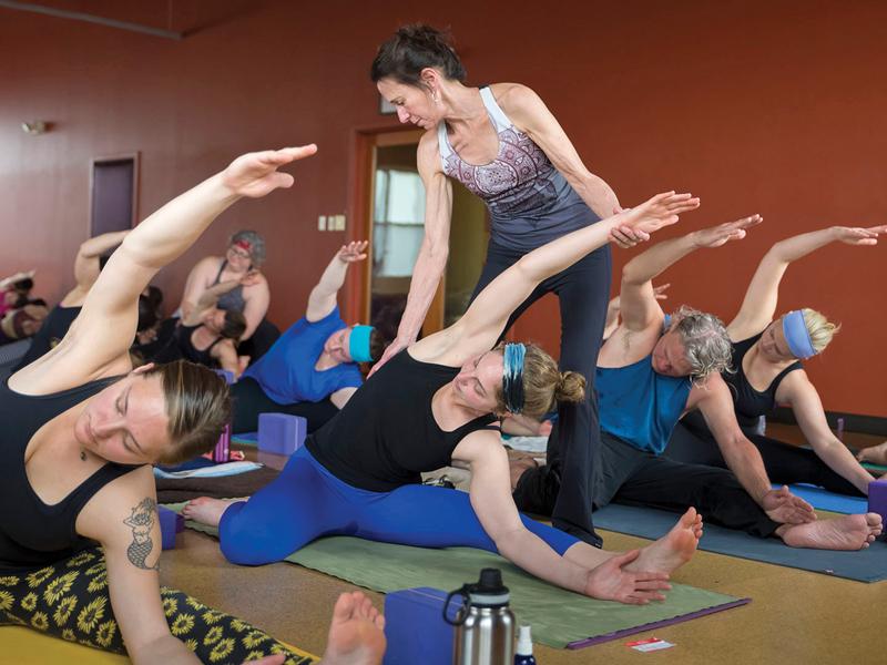 The Rewards of WHY Power Yoga Teacher Training