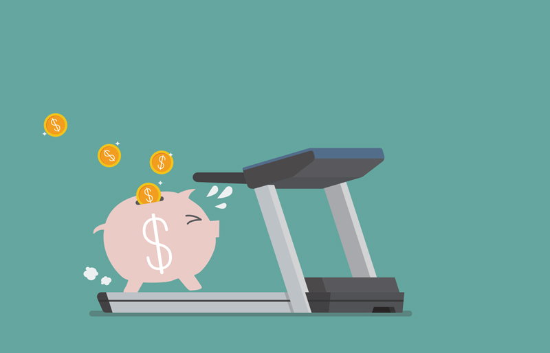 5 Strategies For Losing Weight and Being Financially Fit