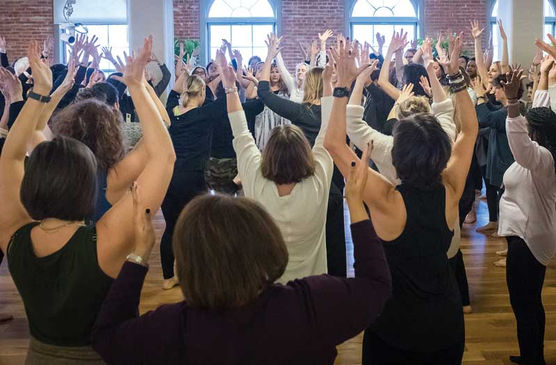 Eileen Fisher's Women Together: Life-Changing Experiences