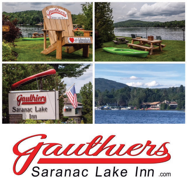 You Can't Get Any Greener than the Lovely Saranac Lake Inn