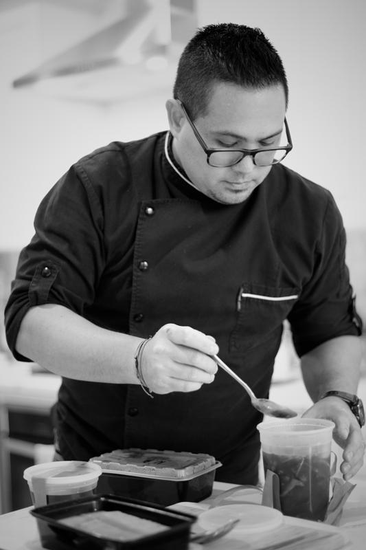 Chef David Robbins
