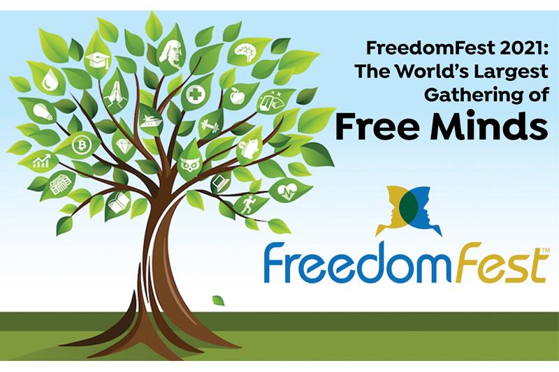 FreedomFest 2021: The World's Largest Gathering of Free Minds