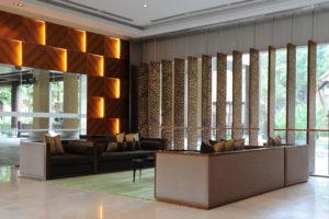 Viridis Design Studio Hotel Lobby Hospitality Design in Denver, CO