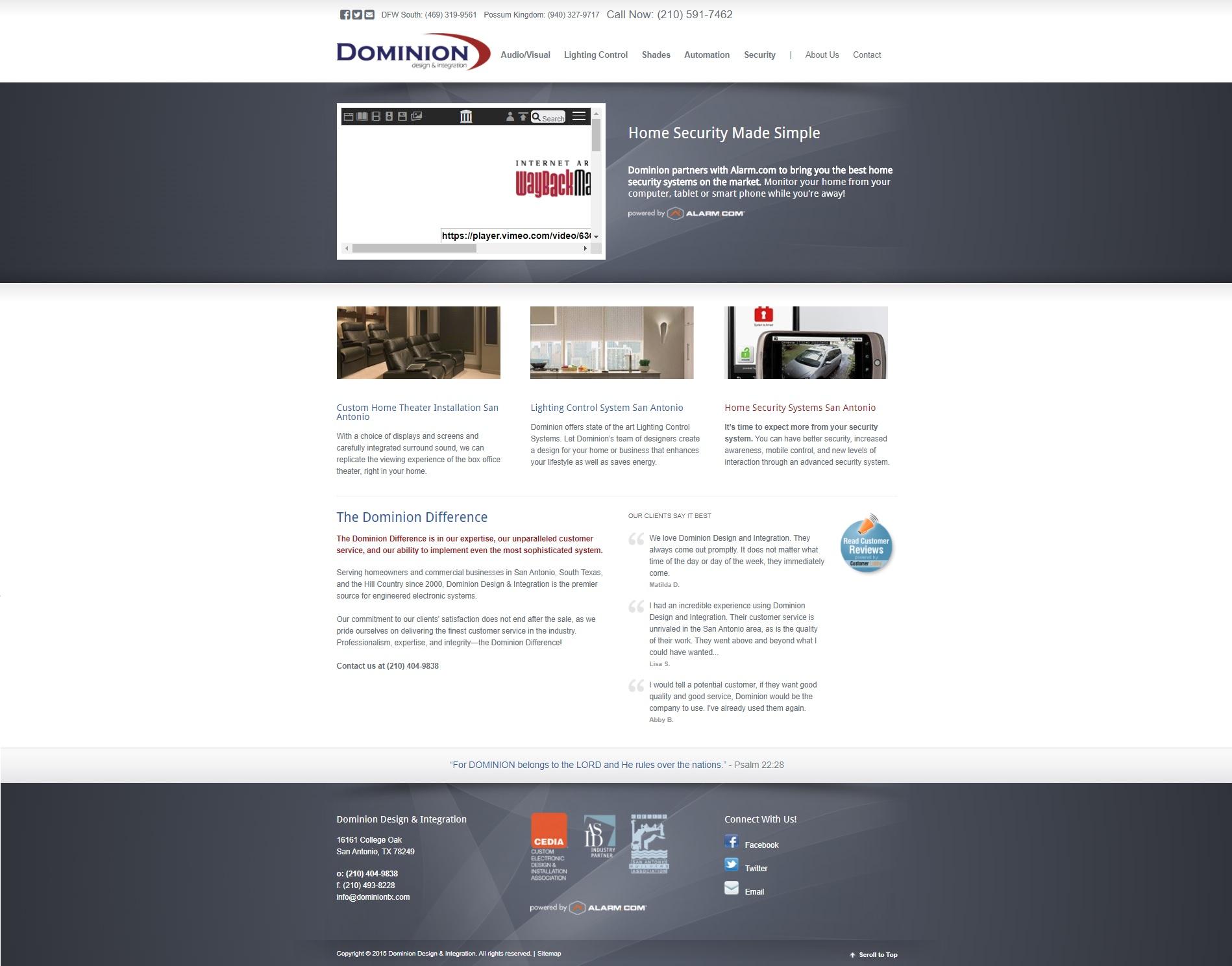 Website Design San Antonio Affordable Web Creation Web Builder