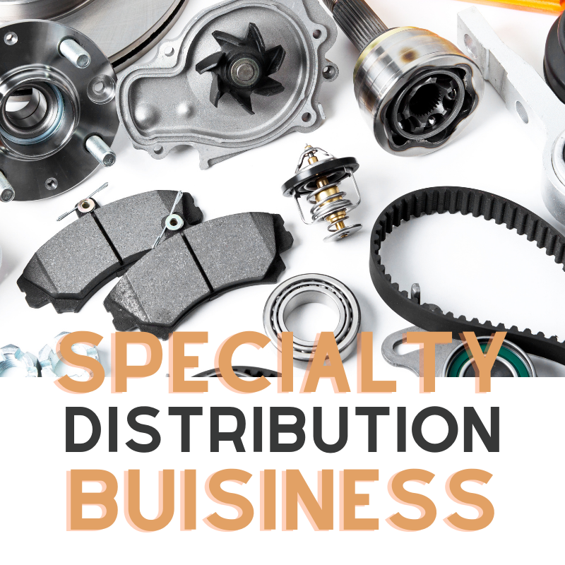 specialty distribution business auto