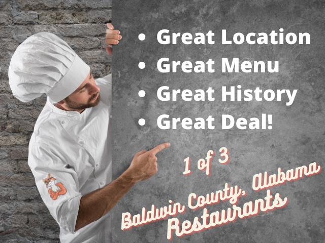 Gulf Shores AL restaurants