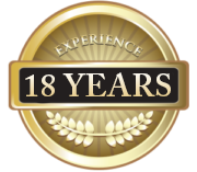18 years of service - Blue Beetle Pest Control