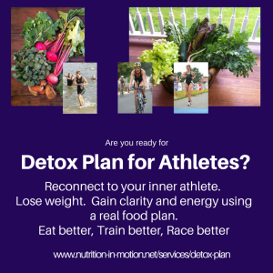 are you ready for the detox plan