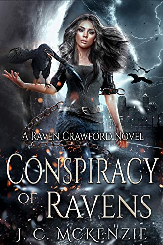 Conspiracy of Ravens by J.C. McKenzie – Review