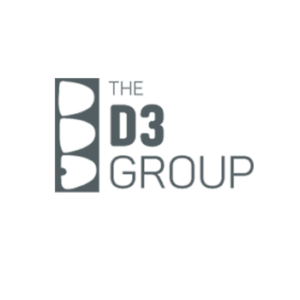 The d3 Group Logo