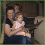 Reading a Story to the Children