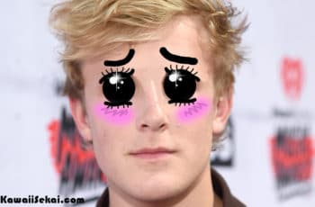 jake paul cute kawaii meme who is jake paul