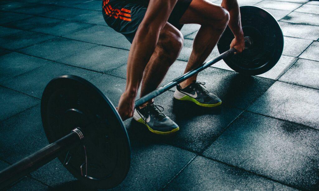 barbell, man, lift, fitness, strength