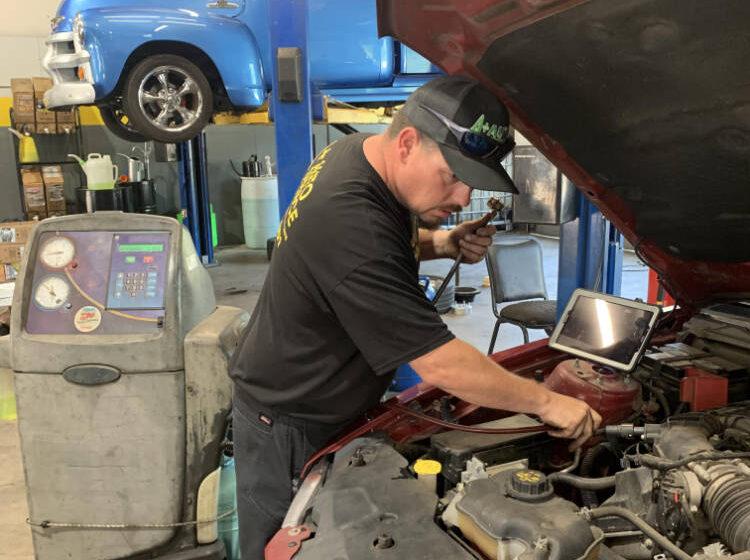 Automotive AC Heating A+ Auto Service - Summerville & North Charleston