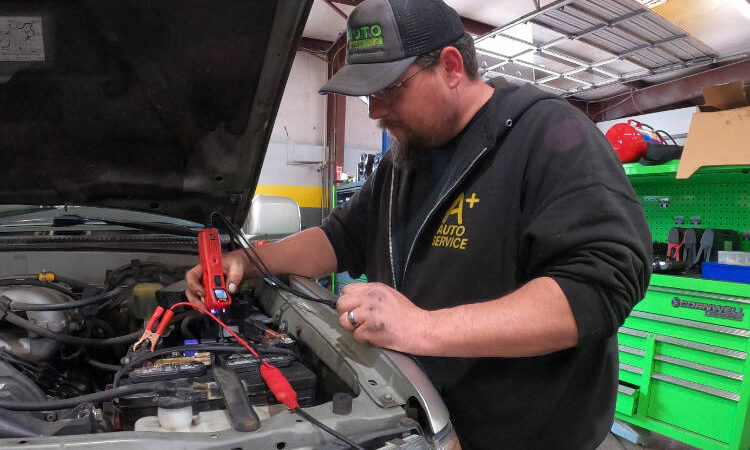 Electrical Services A+ Auto Service - Summerville & North Charleston