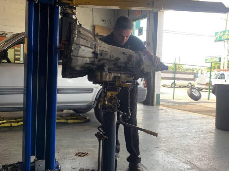 Transmission Repair A+ Auto Service - Summerville & North Charleston