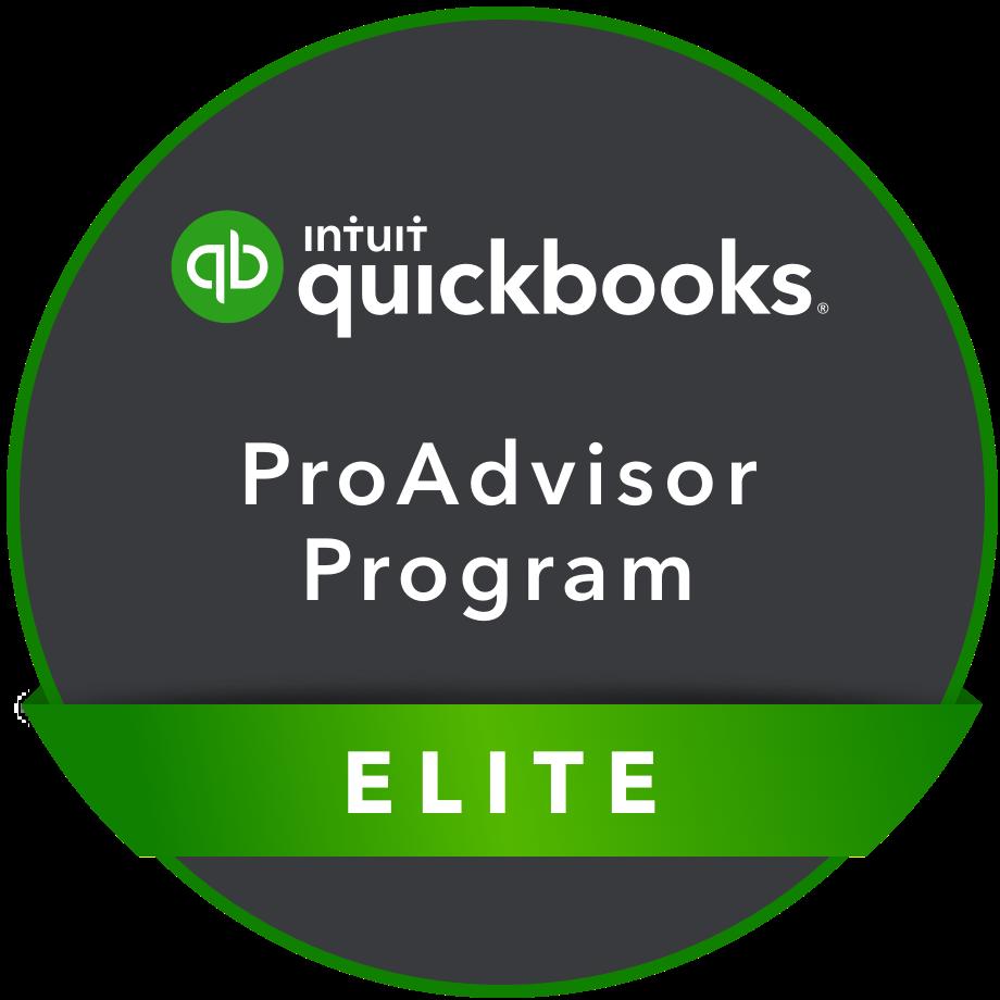QuickBooks Certified ProAdvisor - Elite