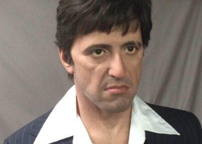 Tony Montana – Scarface (Al Pacino)