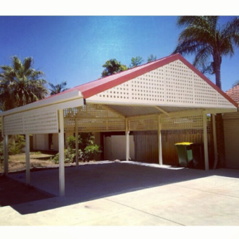 Free-standing-double-carport-with-lattice-shade-protection-new