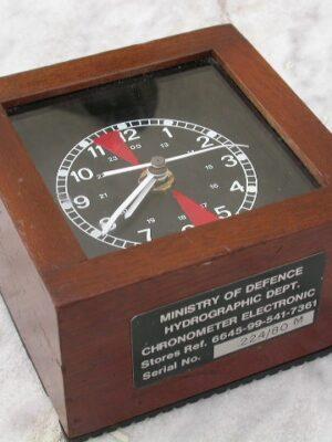 Chronometers & Navigation