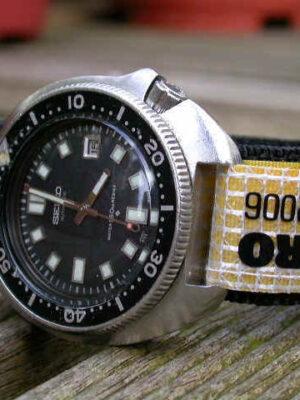 Volvo Ocean Race Kevlar Watch Band