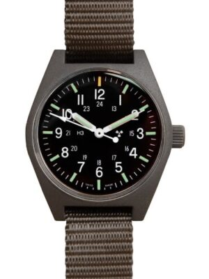 MARATHON WW194004SG Swiss Made Military Field Army Watch Tritium