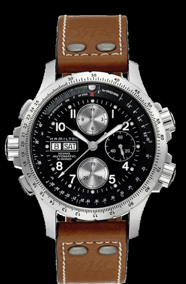 Hamilton Men's H77616533 Khaki X Chronograph Watch