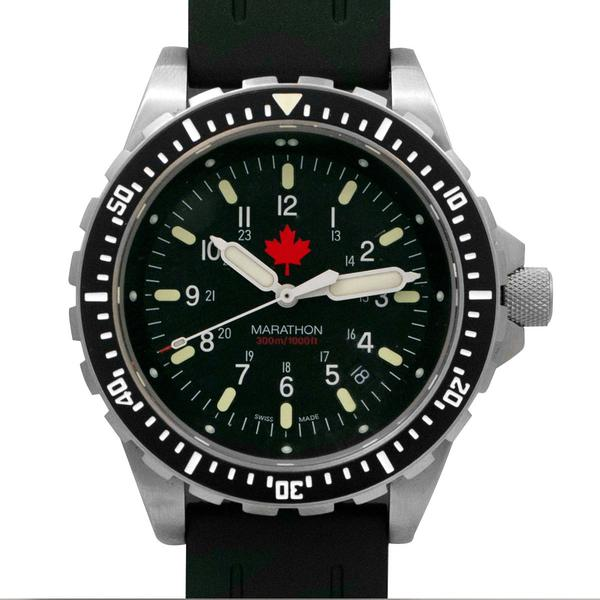 Marathon Watch Company JSAR Maple