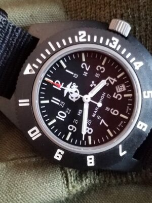 Navigator with Date: USMC