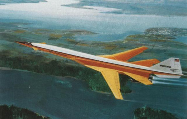 Boeing SST