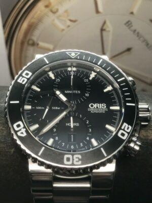 Oris Aquis Chronograph