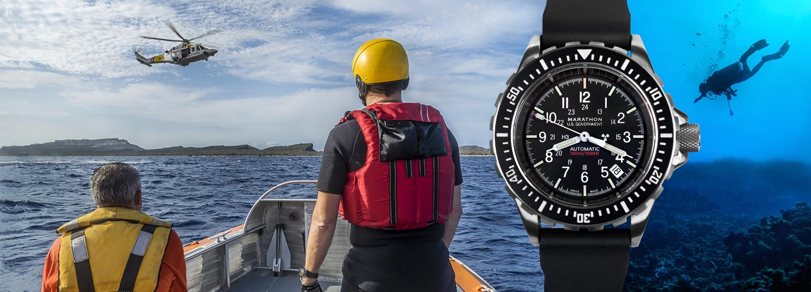 Marathon GSAR watch