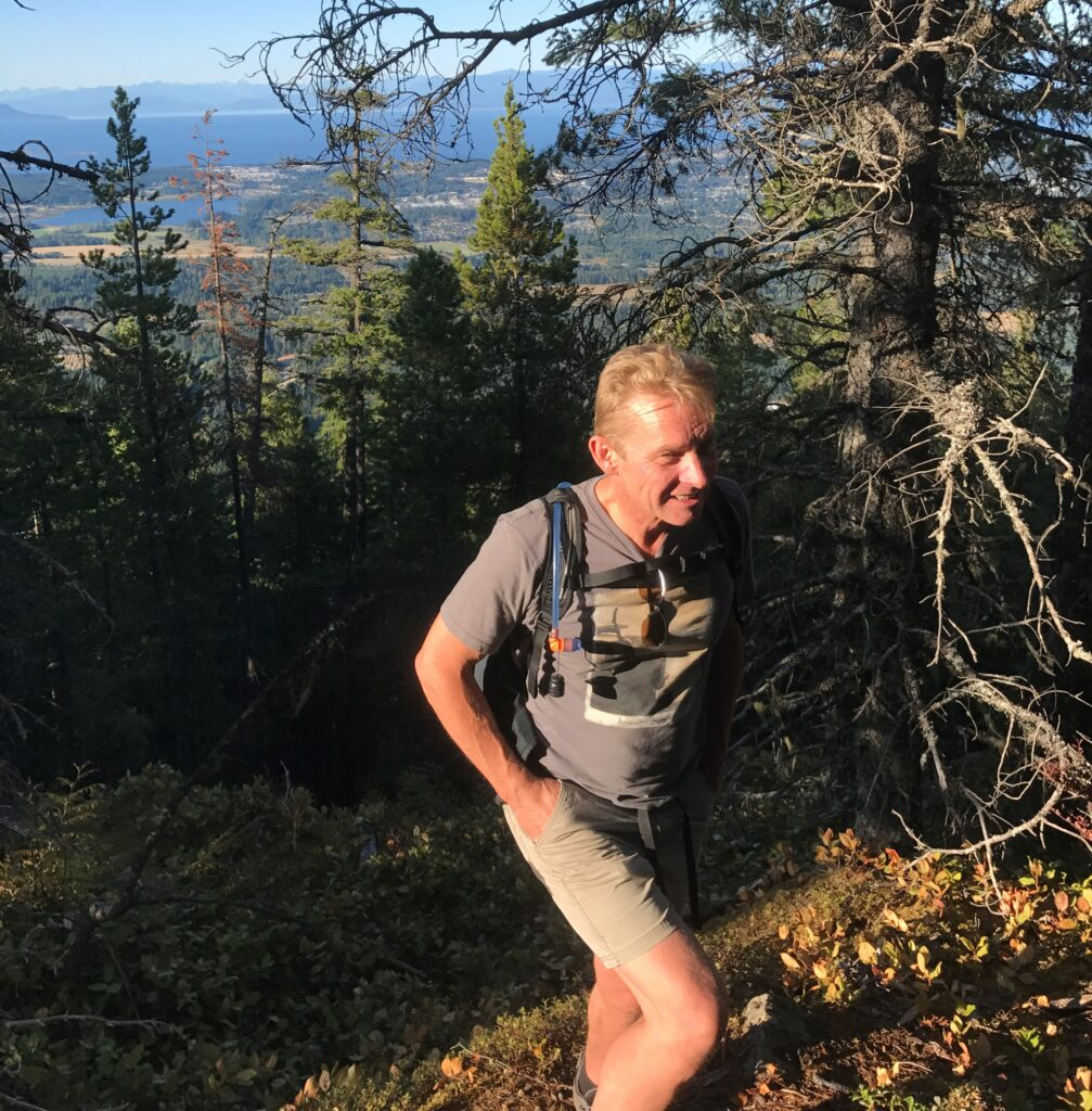 Jim Hiking