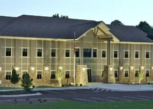 Habersham County Administration Building Clarkesville, GA   Cooper & Company General Contractors
