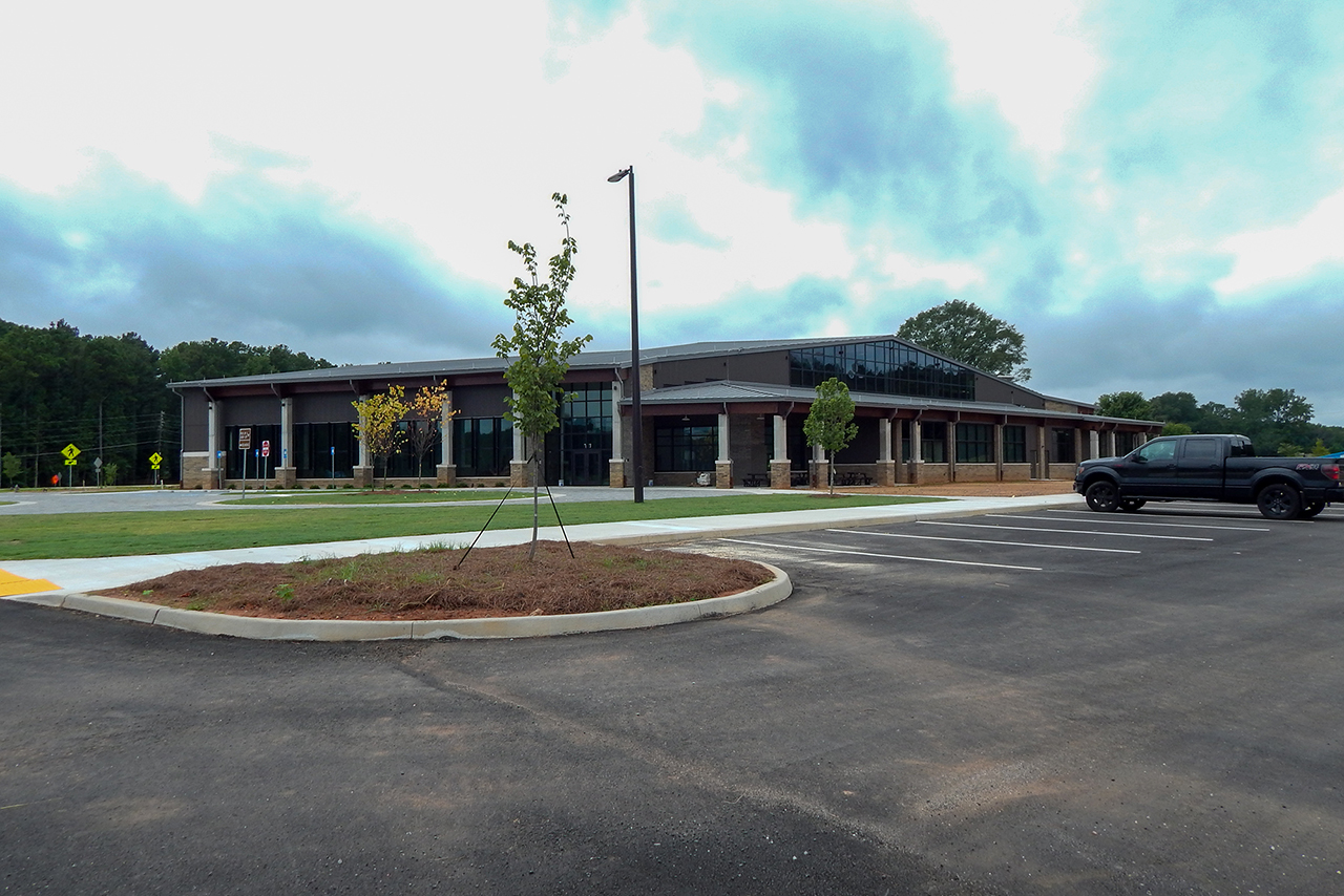 Lake Spivey Recreation Center   Conyers International Horse Park   Cooper & Company